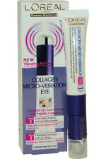L'Oreal Collagen Micro-Vibration Eye Care 15 ml - NEW