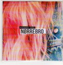 (ER490) Kissaway Trail, Norrebro - 2013 DJ CD