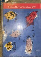 Neiman Marcus Christmas Book 1966 Catalog 1960's Vintage