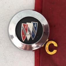 #C (1) 1977-82 BUICK LESABRE PARK AVE WHEEL CENTER CAP OEM USED 1256630