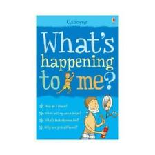 What's Happening to Me?: Boy by Alex Frith Paperback Book