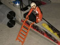 STAR WARS X-WING FIGHTER 3D Printed Ladder