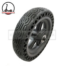 M365 Solid Tyre - Honeycomb Version 2.0 with WHEEL HUB included + SUMMER SALE +F