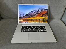 Apple MacBook Pro 17 Zoll Laptop (Mitte 2010) i7/8GB/512GB SSD B640