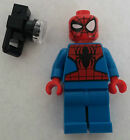 LEGO® Marvel Super Heroes Figur Spiderman + Kamera Neu Neuware Original