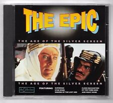 CD / THE EPIC - THE AGE OF THE SILVER SCREEN (B.O DE FILM) STAR WARS SUPERMAN
