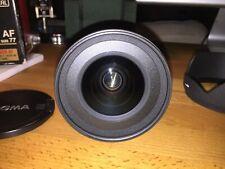 SIGMA 28mm F1.8 DG MACRO for Canon
