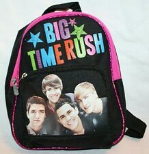 Big Time Rush Kids' Black Backpack