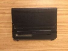 Targus Truss Leather Case & Stand for Motorola Xoom WiFi/3G - THZ06902US (Black)