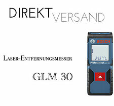 Bosch Laser-Entfernungsmesser GLM 30 Neu