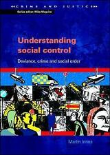 Understanding Social Control (Crime & Justice)-ExLibrary