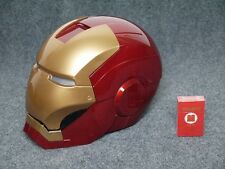 CATTOYS 1:1 Iron Man MKIII MK3 MKVII MK7 Helmet Replica in stock