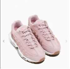 Nike Air Max 95 Premium Pink Oxford Trainers Size UK 6 Sold Out Everywhere!!