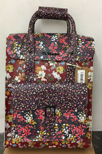 DR. MARTENS SMALL LEATHER MULTI FLORAL MIX BACKHAND  BACKPACK
