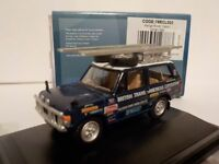 Range Rover - Classic Darien Gap , Model Cars, Oxford Diecast