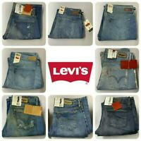 Levi's ®-NUOVI-Levi-Jeans-Vintage Style Denim Misti LEVI 572-506-504-570-571-557