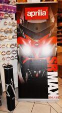 Werbeaufsteller 840 mm x 2000 mm Plakatständer Werbebanner Display L-Banner