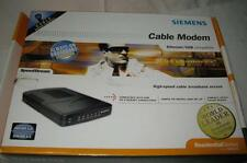 Siemens SpeedStream Cable Modem Ethernet / USB Compatible Model SS6101