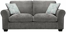 Argos Home Tammy 2 Seater Fabric Sofa Bed - Charcoal.