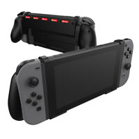 Comfort Grip Case for Nintendo Switch With Game Storage - Black