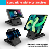 For Nintendo Switch iPads Cellphones Stand Dock Brackets Playstand Holder Cradle