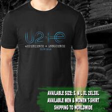 Experiencia U2 + inocencia American Tour 2018 Camiseta Camisetas 1 S-3XL  tamaño Batim e5a56f87be1d2