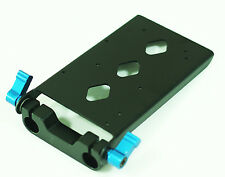Wondlan Battery Support Base - Cheese Plate for 15mm Support Rail Rig Rail DSLR