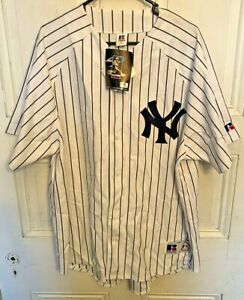 Russell Athletic NY Yankees Alex Rodriguez Jersey Mens XL NEW NWT!