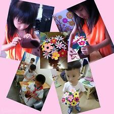Artificial EVA Daisy Flower Pot DIY Craft Early Educational Toy For Children Kid