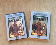 BAD BOYS 2 II Rare R1 Superbit With Slipcover - Will Smith