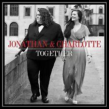 JONATHAN AND CHARLOTTE TOGETHER CD NEW