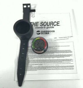 Genesis The Source Wrist Scuba Dive Computer Puck Module    Sherwood       #1495