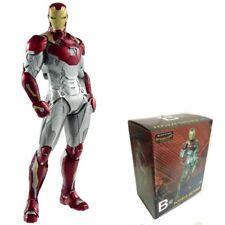 Marvel Universe Iron Man MK47 PVC Statue Figure Model Toy Figurine