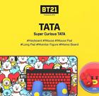 BT21 Wireless Keyboard Character Figure Royche BTS Official MD