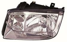 Volkswagen Bora Headlight Unit Passenger's Side Headlamp Unit 1999-2006
