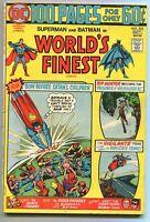 World's Finest 225 Fine+ Superman Batman Dc comics *CBX1U