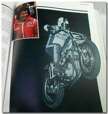 MOTORCYCLE ENCYCLOPEDIA BOOK KENNY ROBERTS DAVE ALDANA ROGER DECOSTER RON HASLAM