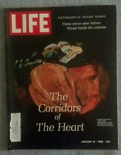 Life Magazine The Corridors of The Heart Janurary 19, 1968