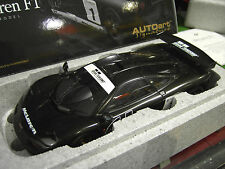 McLAREN F1 STEALTH MODEL GRAN TURISMO GT5 AU 1/18 AUTOart SIGNATURE 81040