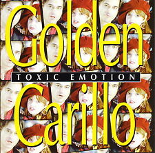 GOLDEN CARILLO - Toxic Emotion (CD 1994)