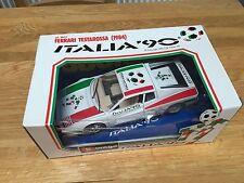 Burago Ferrari Testa Rossa 1984 3019 ITALIA 1990 1:18 Scale