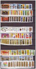 9 series sellos adhesivos de Francia 2017
