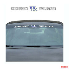 New NCAA Kentucky Wildcats Car Truck SUV Windshield Window Decal Sticker