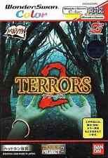 Terrors 2 WonderSwan Japan Version
