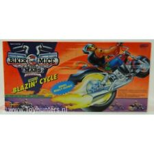 Blazen Cycle MIB - Biker Mice from Mars - Galoob 1993 Throttle Vinnie Modo