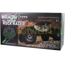 Axial Wraith 1:10 4WD Rock Racer RTR w/Programmable ESC 2.4GHz Radio #AX90018