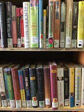 Libro para adultos jóvenes Lote de 20 libros de fantasía serie ficción romance al azar Lote adolescente