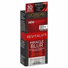 L'OREAL - RevitaLift Miracle Blur Instant Skin Smoother Finishing Cream SPF 30