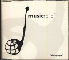 Music in rilievo-What 's going on 6 TRK CD MAXI 1994