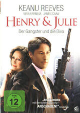 Henry & Julie - The Gangster und die Diva - with Keanu Reeves - TOP DVD